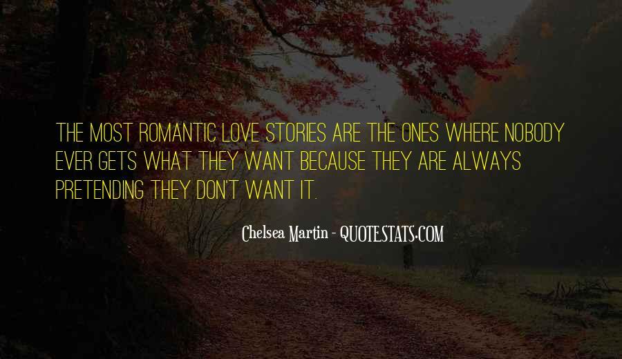 Chelsea Martin Quotes #1855294