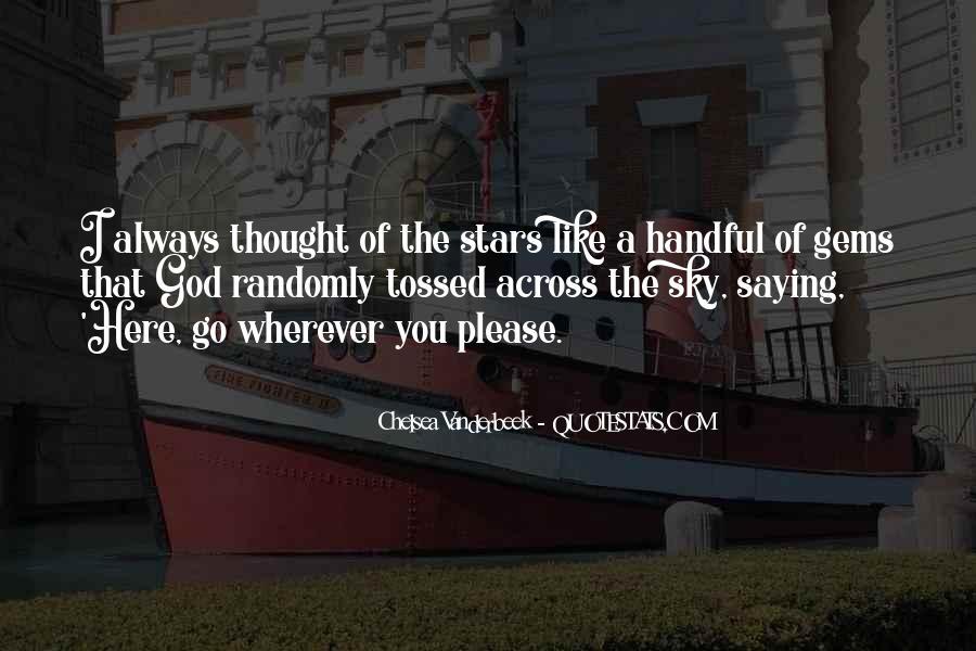 Chelsea Vanderbeek Quotes #165289