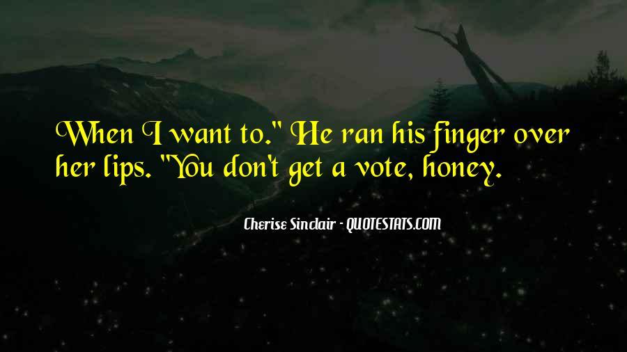 Cherise Sinclair Quotes #1000067