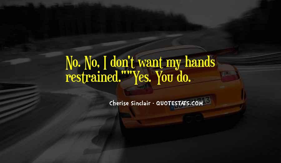 Cherise Sinclair Quotes #1049371