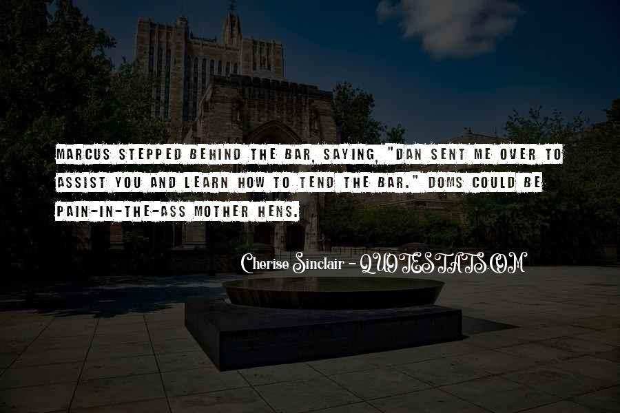 Cherise Sinclair Quotes #1089582