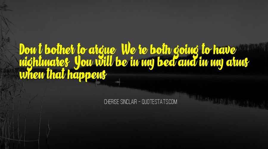 Cherise Sinclair Quotes #110671