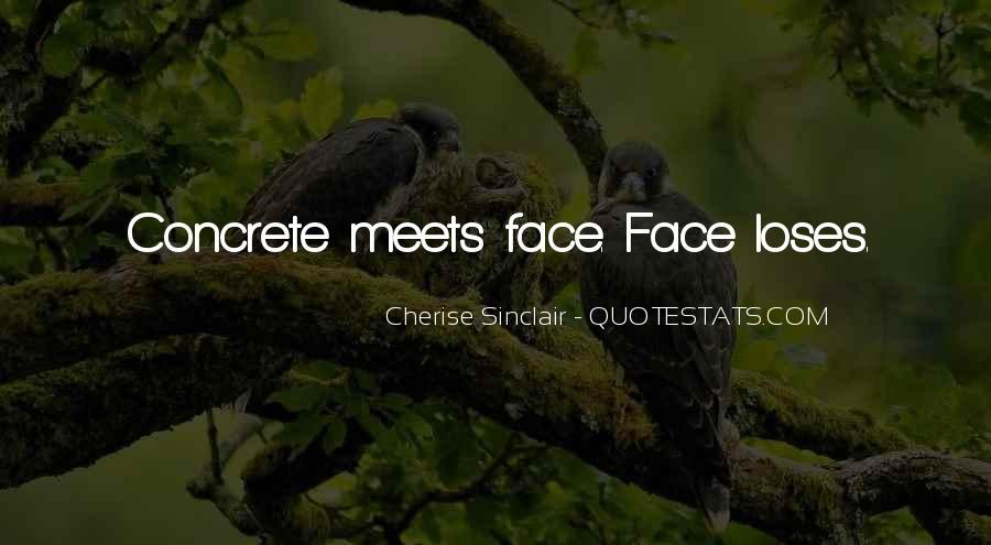 Cherise Sinclair Quotes #1144332