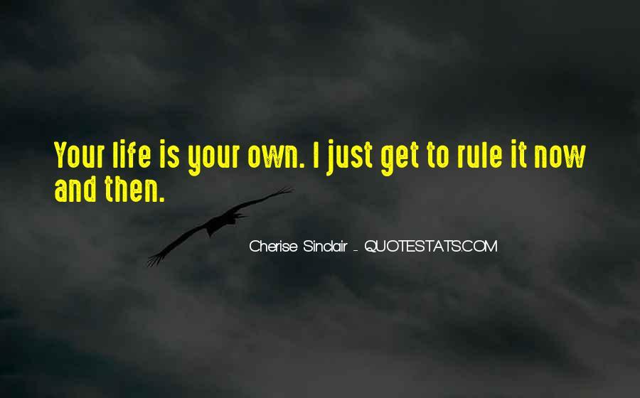 Cherise Sinclair Quotes #1214683