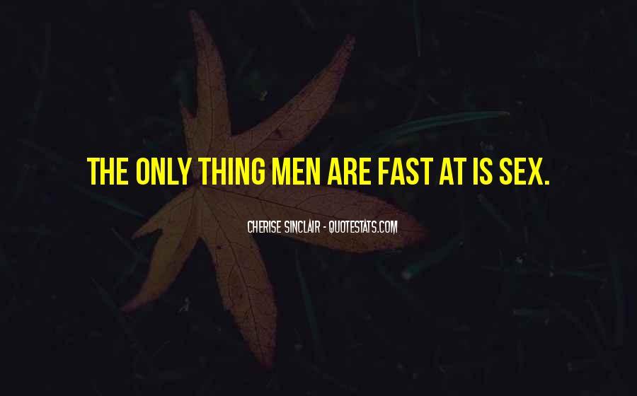 Cherise Sinclair Quotes #1225715