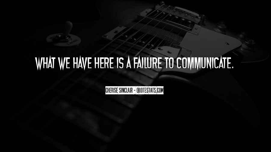 Cherise Sinclair Quotes #1252316
