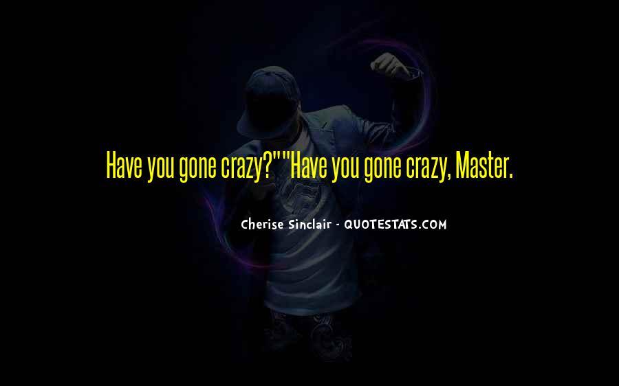 Cherise Sinclair Quotes #1279565