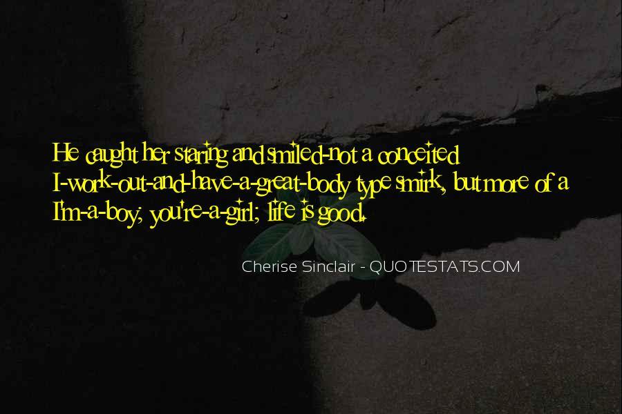 Cherise Sinclair Quotes #1312539