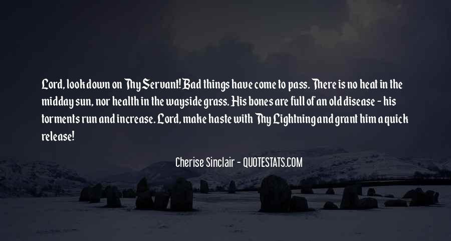 Cherise Sinclair Quotes #1354808