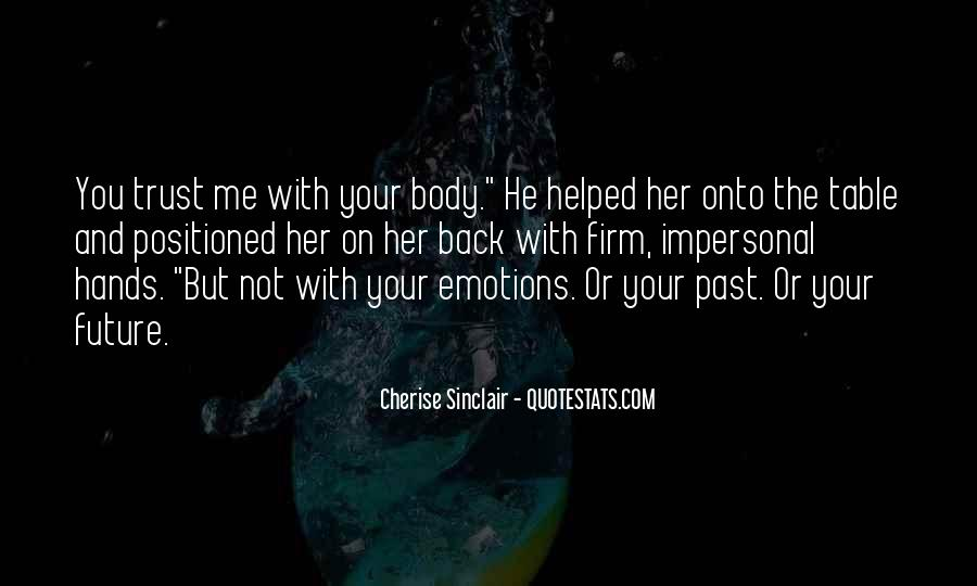 Cherise Sinclair Quotes #1379656