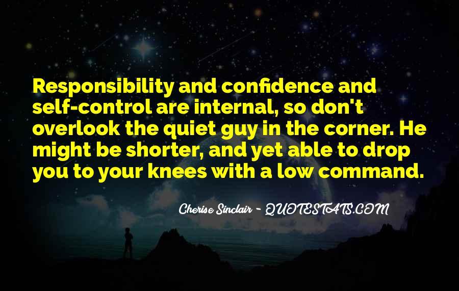 Cherise Sinclair Quotes #1620781
