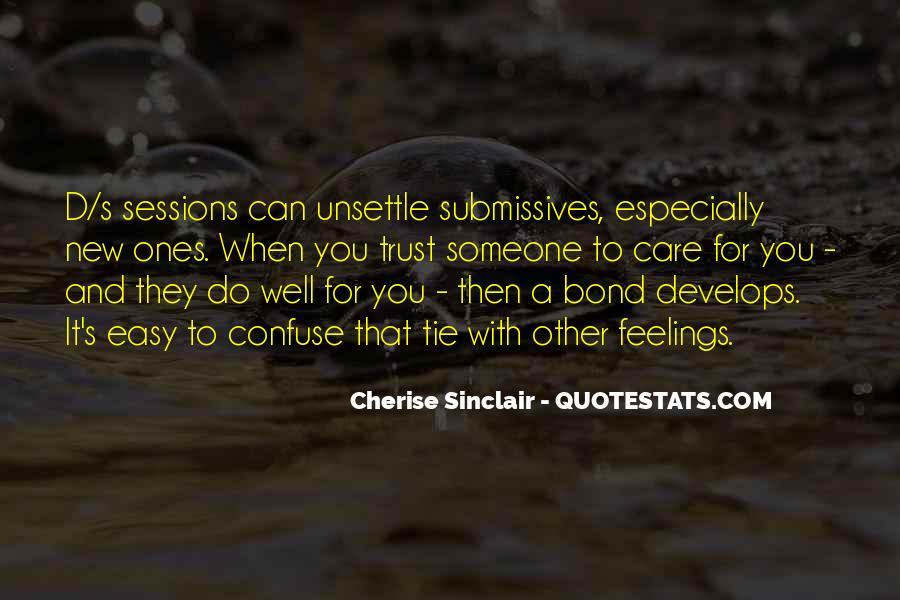 Cherise Sinclair Quotes #1625433