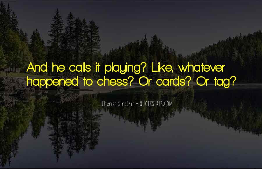 Cherise Sinclair Quotes #1782585