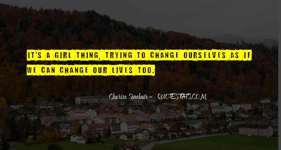 Cherise Sinclair Quotes #200417