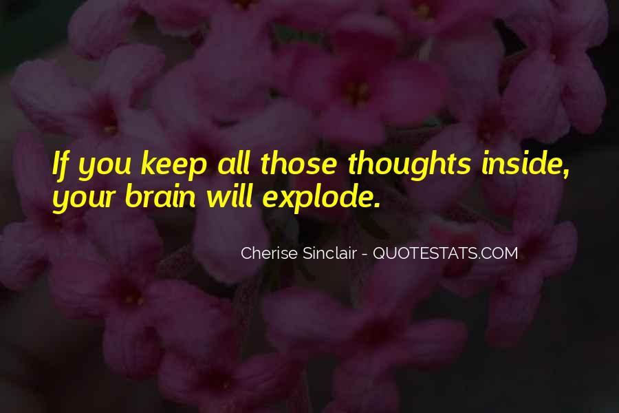 Cherise Sinclair Quotes #200761