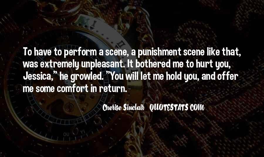 Cherise Sinclair Quotes #238414