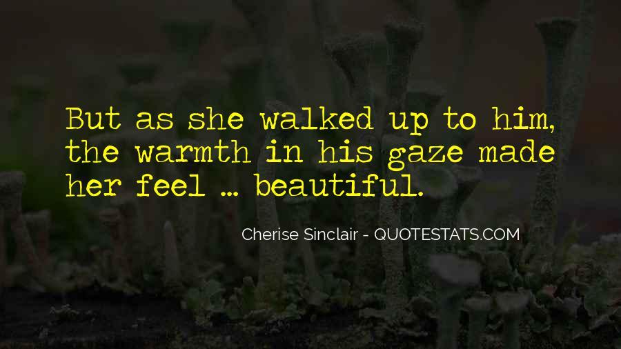 Cherise Sinclair Quotes #261401