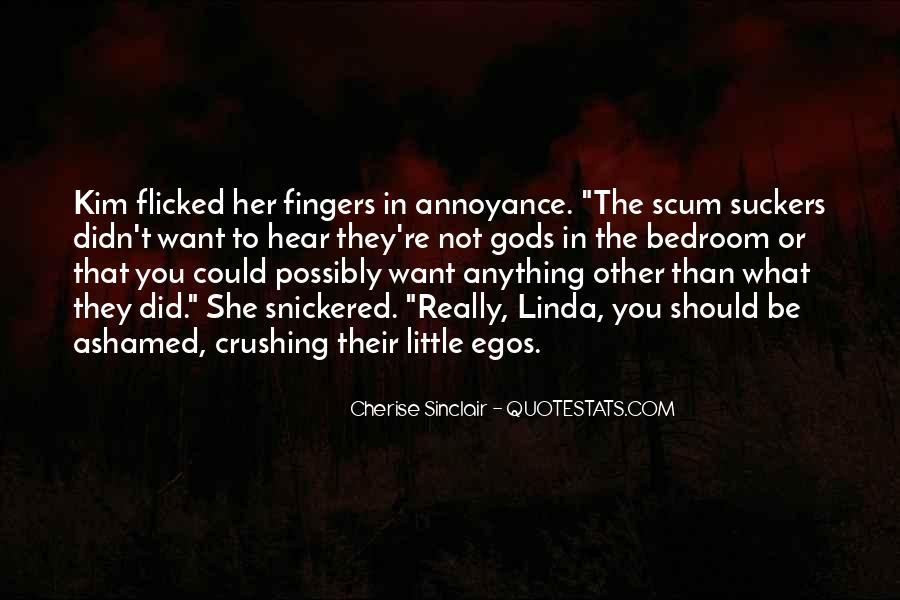 Cherise Sinclair Quotes #477298