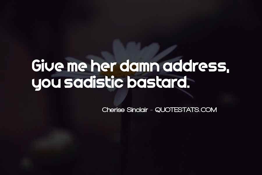 Cherise Sinclair Quotes #520960