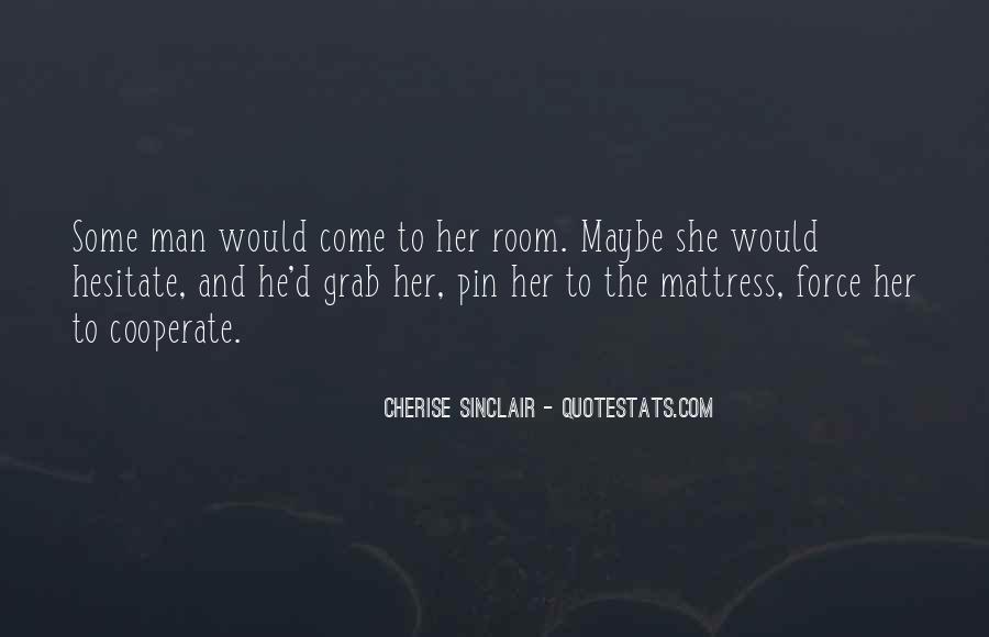 Cherise Sinclair Quotes #630548