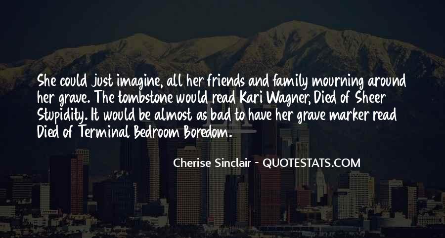 Cherise Sinclair Quotes #634508