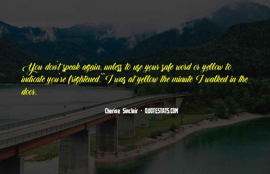 Cherise Sinclair Quotes #791859