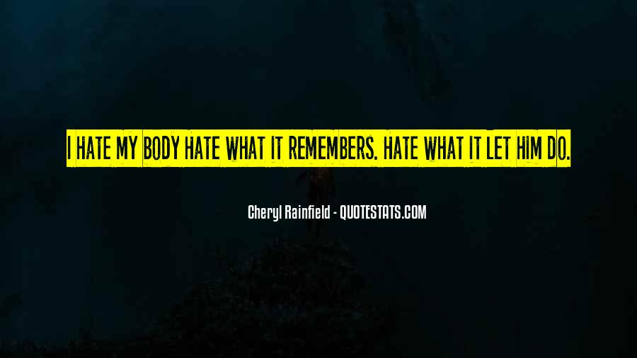 Cheryl Rainfield Quotes #1041072