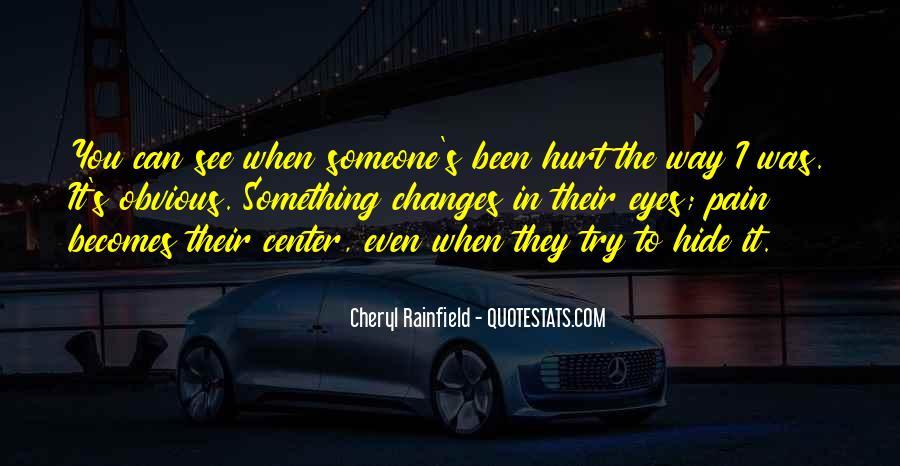 Cheryl Rainfield Quotes #41120