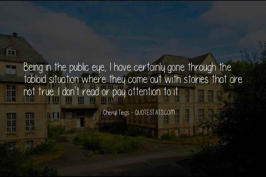 Cheryl Tiegs Quotes #1175164