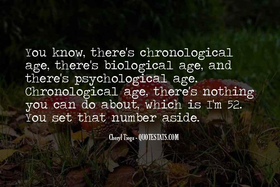 Cheryl Tiegs Quotes #1409068