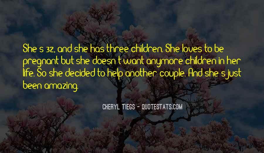 Cheryl Tiegs Quotes #1410425