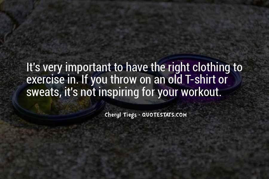 Cheryl Tiegs Quotes #1620392