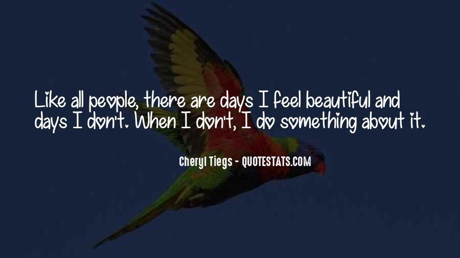Cheryl Tiegs Quotes #78450