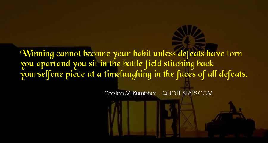 Chetan M. Kumbhar Quotes #1178995