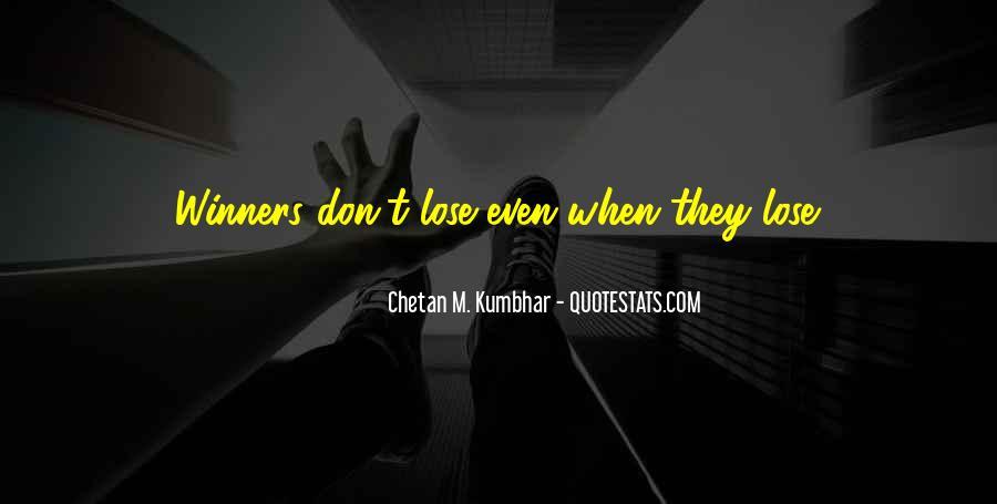 Chetan M. Kumbhar Quotes #354563
