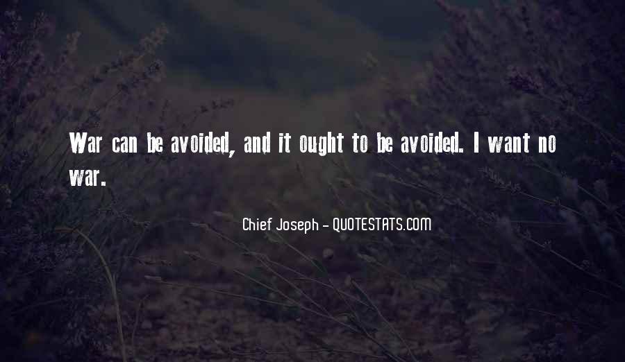 Chief Joseph Quotes #10368