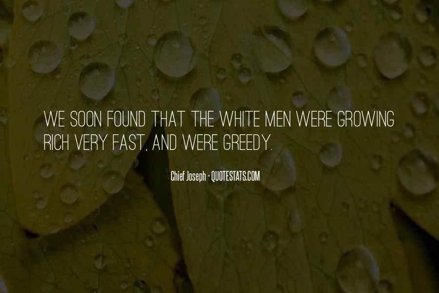 Chief Joseph Quotes #1416344