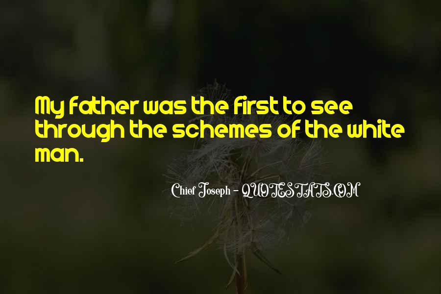 Chief Joseph Quotes #1634347