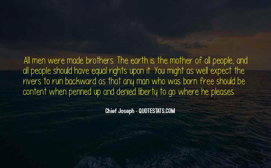 Chief Joseph Quotes #553729