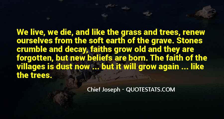Chief Joseph Quotes #971765