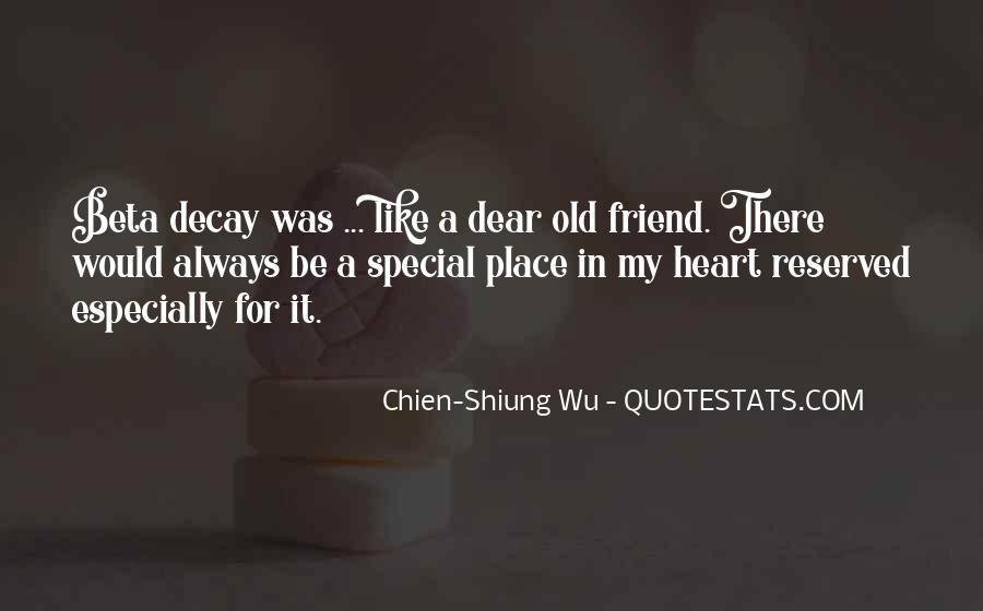 Chien-Shiung Wu Quotes #1475215