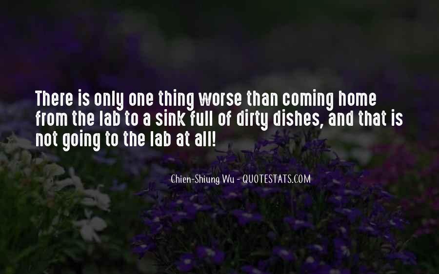 Chien-Shiung Wu Quotes #959411