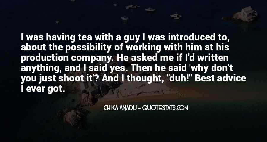 Chika Anadu Quotes #1166990