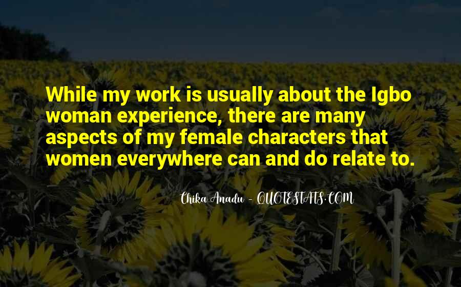 Chika Anadu Quotes #246693