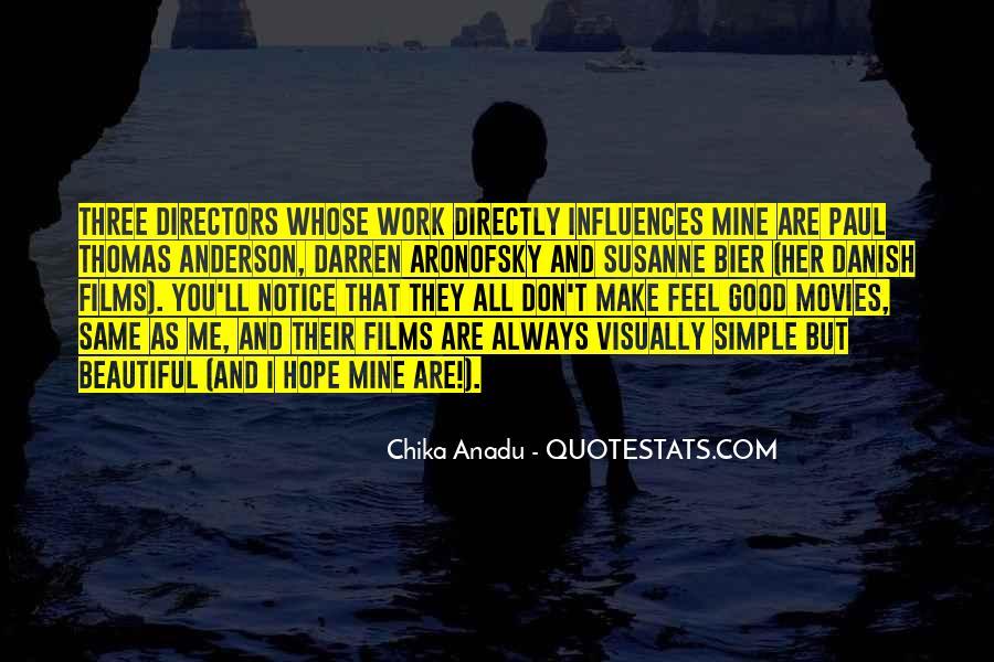 Chika Anadu Quotes #634699