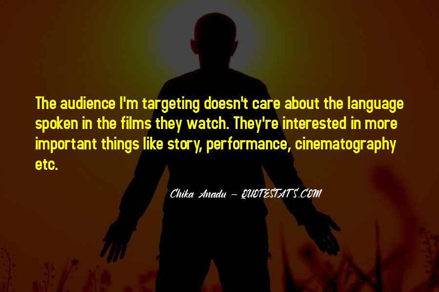 Chika Anadu Quotes #753929