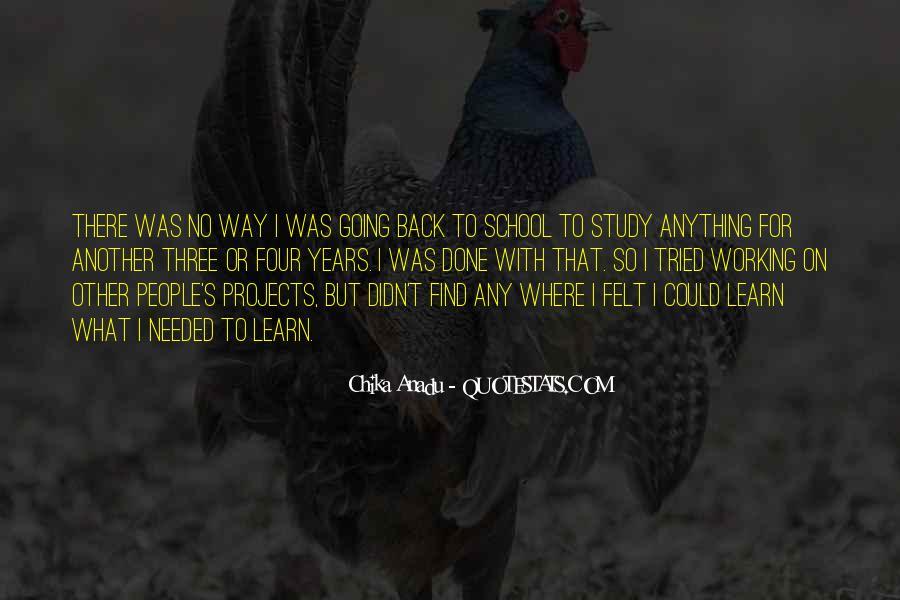 Chika Anadu Quotes #888607