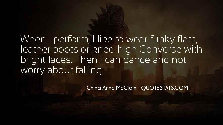 China Anne McClain Quotes #1069409