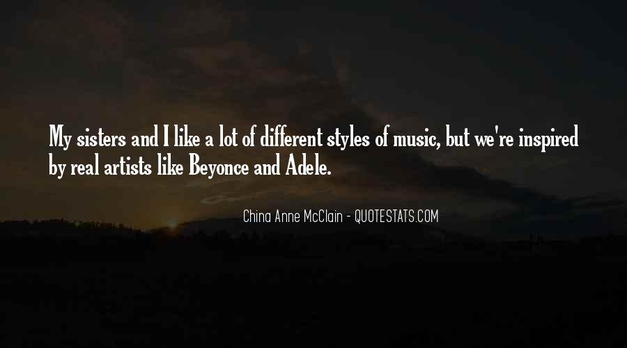 China Anne McClain Quotes #1627875