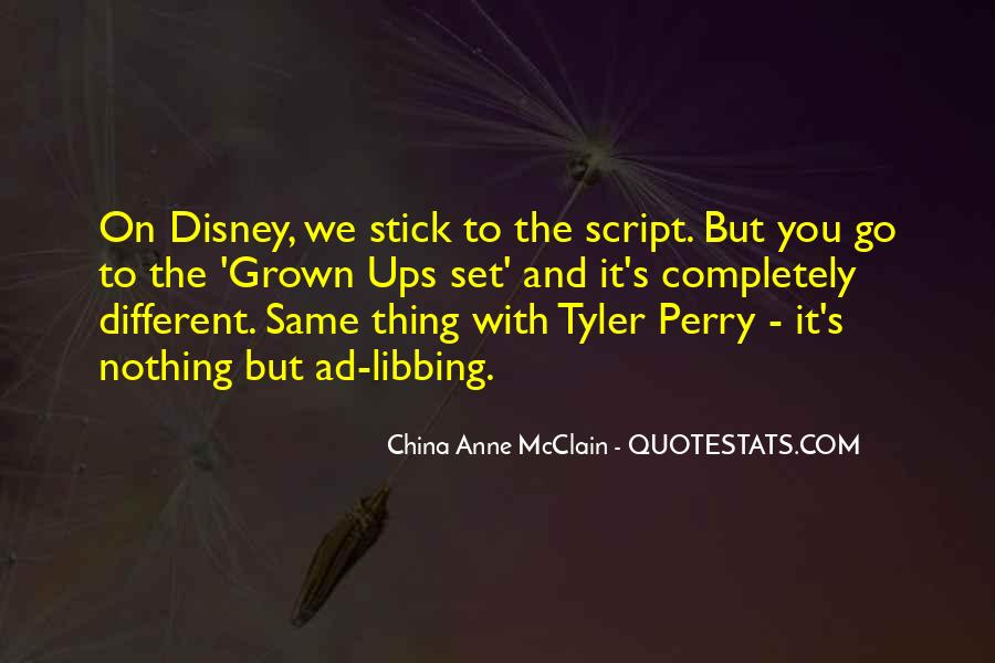 China Anne McClain Quotes #352894